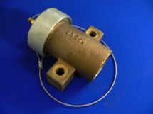 "Fixed End Assembly OXY 2"" Cast Bronze 2"" Tube Socket With