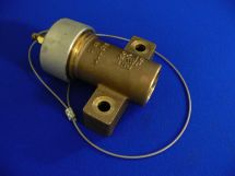 """Fixed End Assembly OXY 1.5"""" Cast Bronze 1.5"""" Tube Socket With Dustcap"""