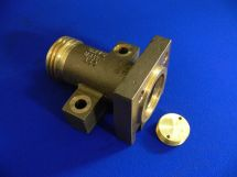 """Fixed End OXY 1.5"""" Cast Bronze With Integral Flange & Orifice Plate Thread / Orifice Plate Ordered Separately"""