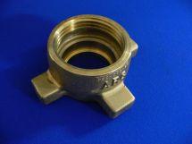 "Nut ARG 2.5"" Cast Bronze"