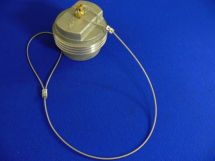 """Tailplug Assembly ARG 2.5"""" Aluminum With SS Cable"""