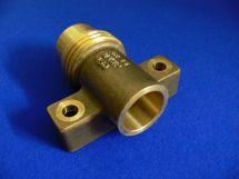 "Fixed End ARG 1.5"" Cast Bronze 1.5"" Tube Socket"