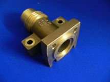 "Fixed End ARG 1.5"" Cast Bronze With Integral Flange"