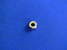 Lock Nut 3/8-16 Brass