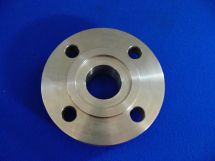 "Flange 1.5"" 4 Bolt 316 SS With Tongue"
