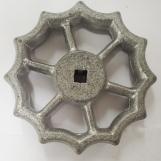 Handwheel Aluminum Linde HQK Bayonet